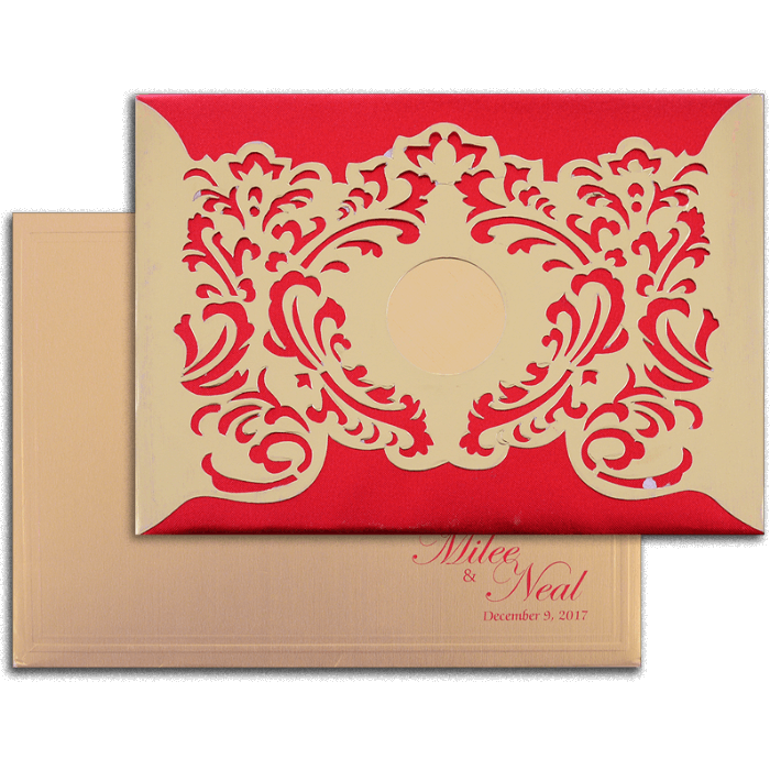 test Laser Cut Invitations - LCC-15022