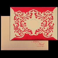 Hard Bound Wedding Cards - HBC-15022