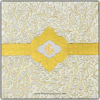Hard Bound Wedding Cards - HBC-15076