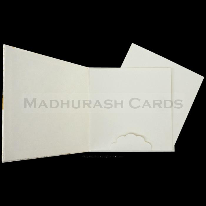 Hard Bound Wedding Cards - HBC-15076 - 4