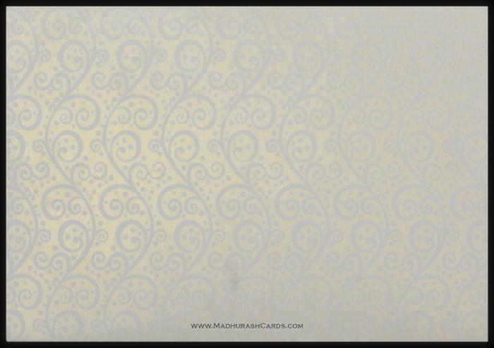 Muslim Wedding Invitations - MWC-15131 - 3