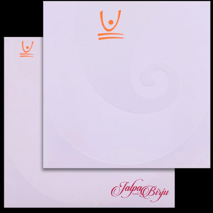 Hindu Wedding Cards - HWC-15270