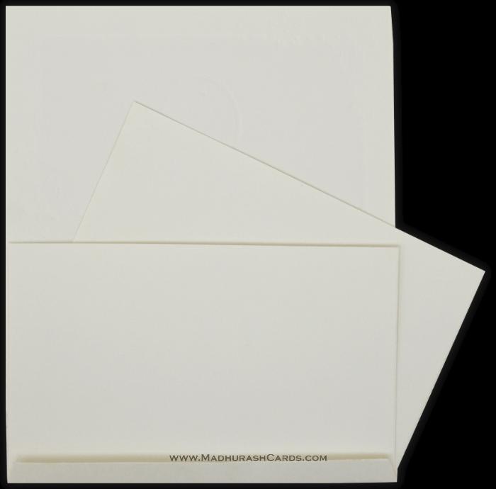 Hindu Wedding Cards - HWC-15297 - 4