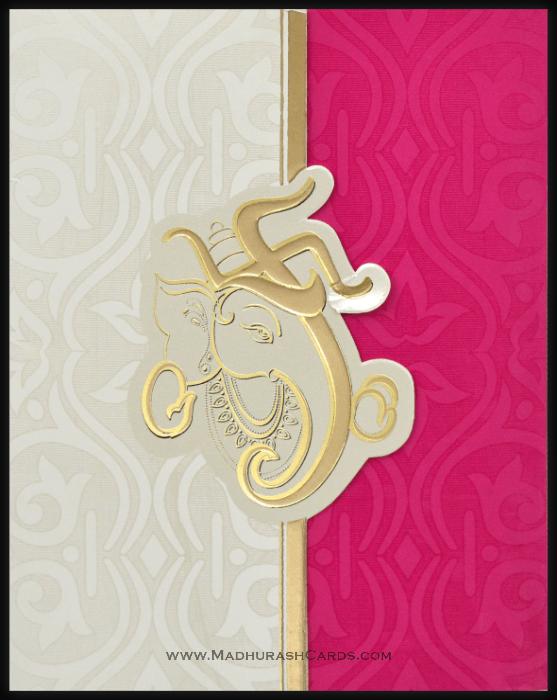 Hindu Wedding Invitations - HWC-15299