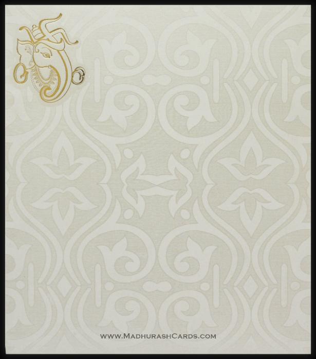 Hindu Wedding Invitations - HWC-15299 - 5