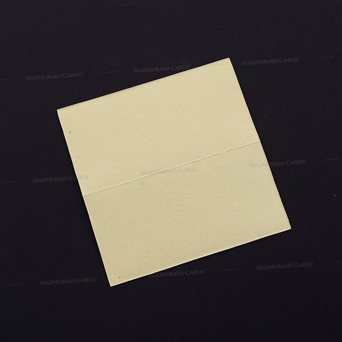 Hindu Wedding Cards - HWC-15396 - 4