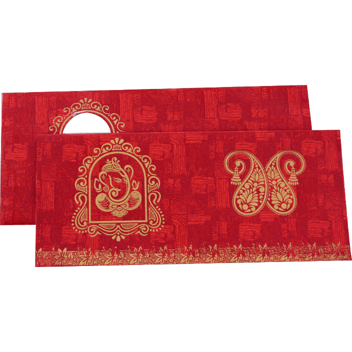 Hindu Wedding Cards - HWC-15410