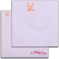 Designer Wedding Cards - DWC-15270