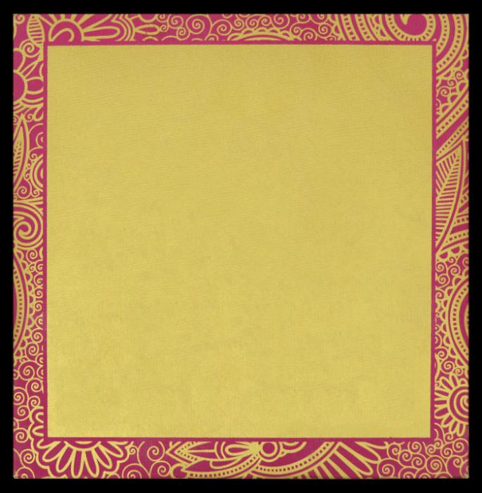 Muslim Wedding Cards - MWC-7319 - 3