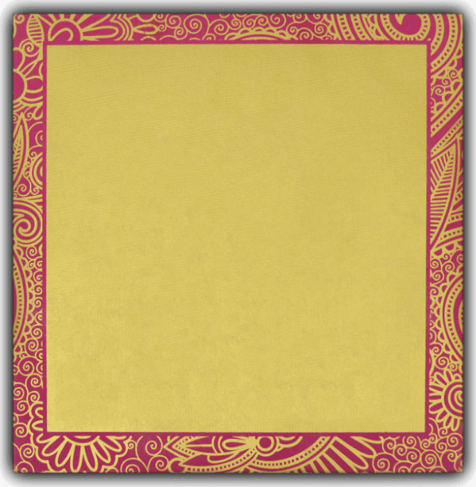 Custom Wedding Cards - CZC-7319 - 3