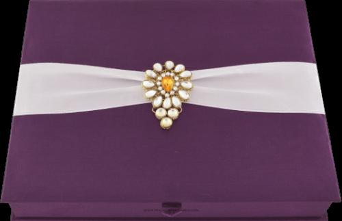 Luxury Invitations - LWC-107V