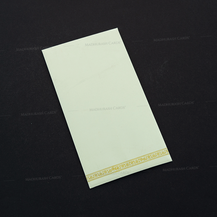 Hindu Wedding Cards - HWC-15133 - 3