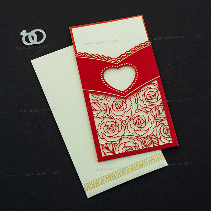 test Laser Cut Invitations - LCC-15133