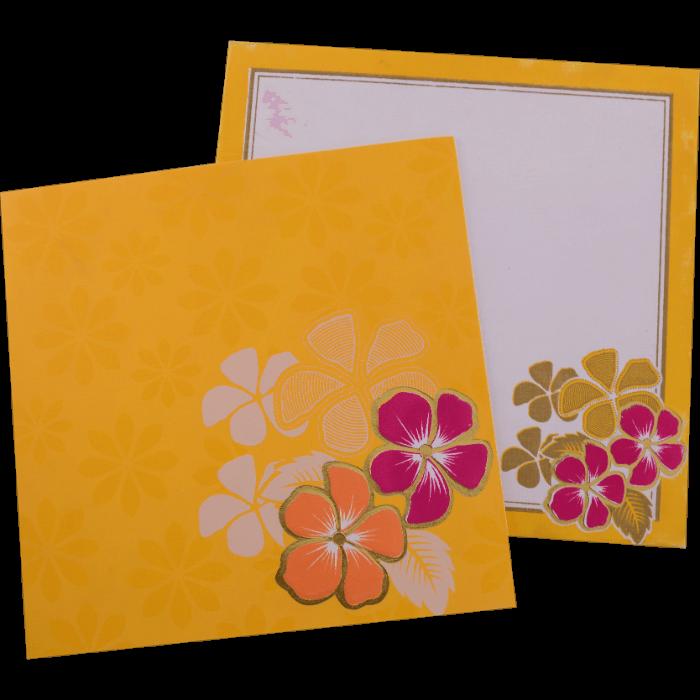 Hindu Wedding Cards - HWC-15157