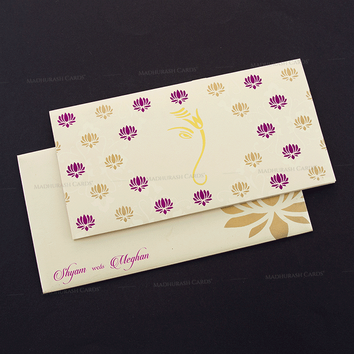 Hindu Wedding Cards - HWC-15167