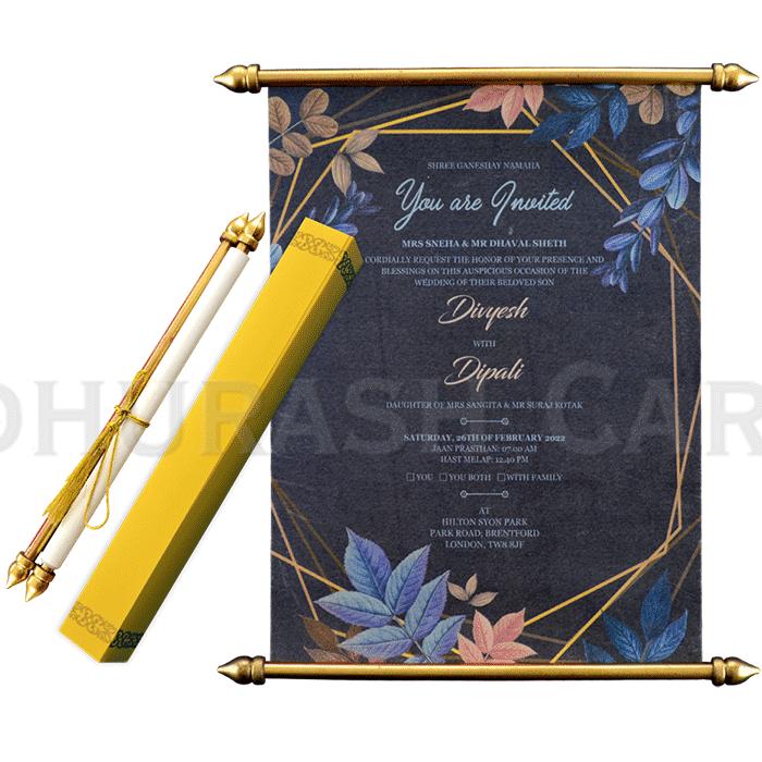Scroll Cards - SC-6067
