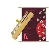 Scroll Wedding Invitations - SC-6073