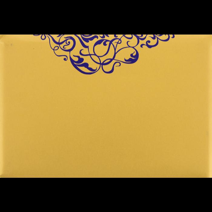 Custom Wedding Cards - CZC-9112BG - 3
