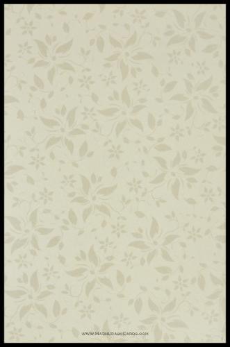 Custom Wedding Cards - CZC-9113BG - 4