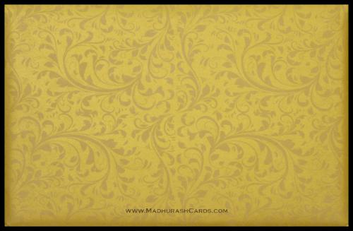Custom Wedding Cards - CZC-9114BG - 5