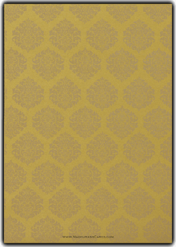 Custom Wedding Cards - CZC-9115BG - 3