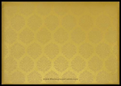 Custom Wedding Cards - CZC-9115BG - 5