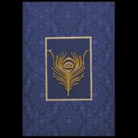 Custom Wedding Cards - CZC-9118BG