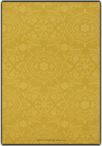 Custom Wedding Cards - CZC-9118BG - 3