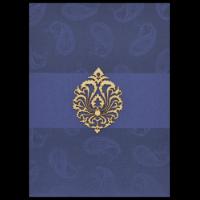 Custom Wedding Cards - CZC-9119BG