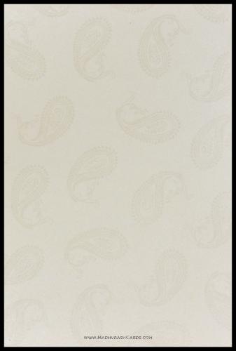 Custom Wedding Cards - CZC-9119BG - 4