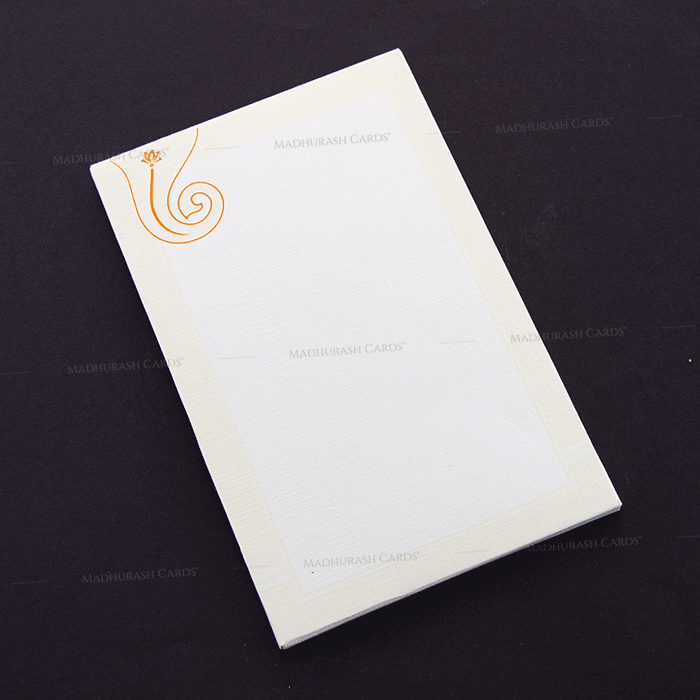 Hindu Wedding Cards - HWC-15206 - 3