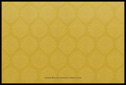 Custom Wedding Cards - CZC-9116BG - 4