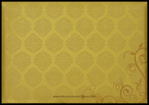 Custom Wedding Cards - CZC-9116BG - 5