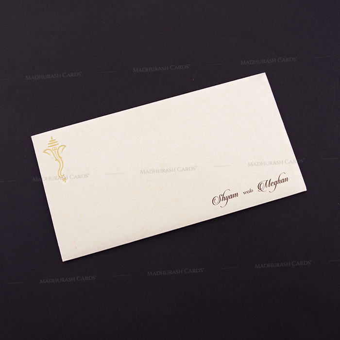 Hindu Wedding Cards - HWC-16239 - 3
