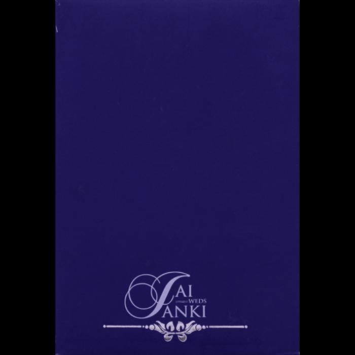 Hard Bound Wedding Cards - HBC-16048 - 4