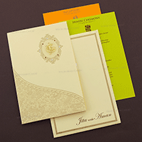 Hindu Wedding Cards - HWC-16109