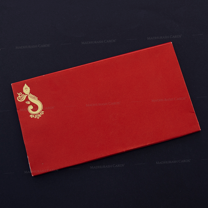 Hindu Wedding Cards - HWC-16178 - 3