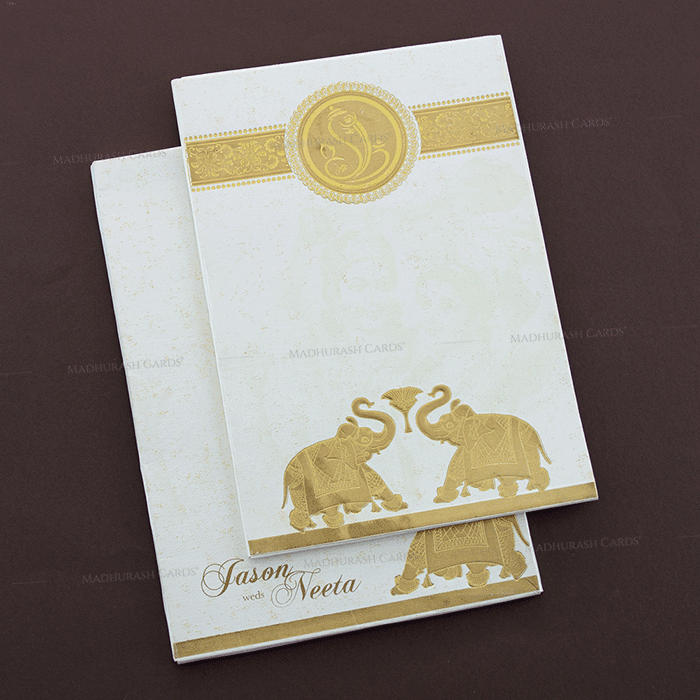 Hindu Wedding Cards - HWC-16167