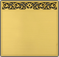 Custom Wedding Cards - CZC-9735