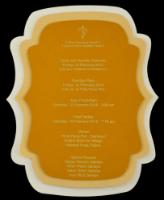Custom Wedding Cards - CZC-9745