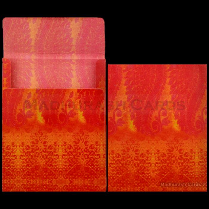 Hard Bound Wedding Cards - HBC-16024 - 5