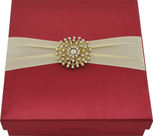 Luxury Invitations - LWC-102R