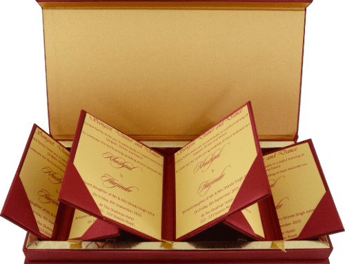 Luxury Invitations - LWC-103R - 3