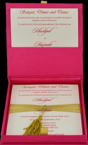 Luxury Wedding Cards - LWC-108P - 3