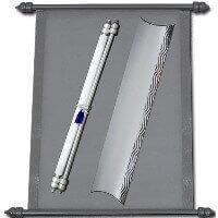 Scroll Wedding Invitations - SC-5079S