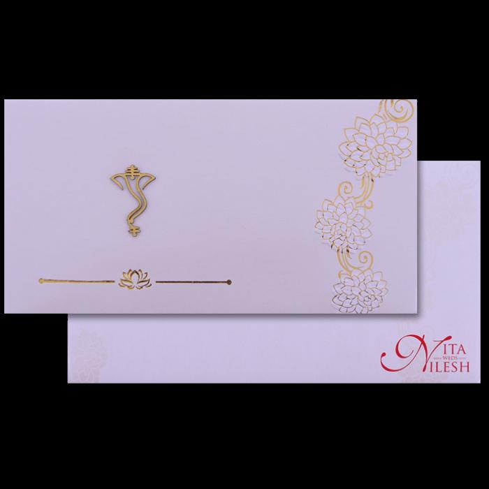 Hindu Wedding Cards - HWC-16183