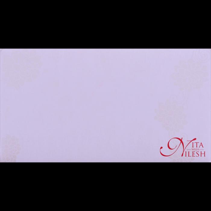 Hindu Wedding Cards - HWC-16183 - 4