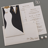 Christian Wedding Cards - CWI-16123