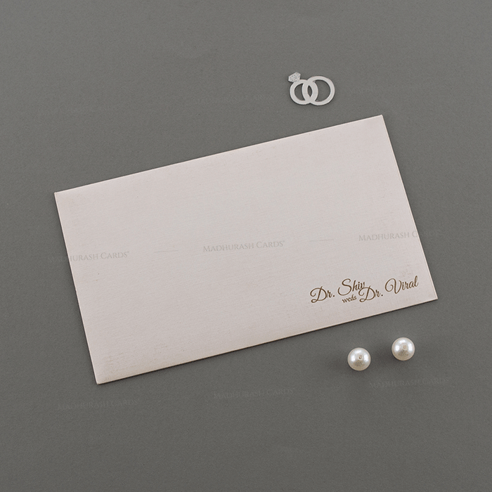 Christian Wedding Cards - CWI-16123 - 3
