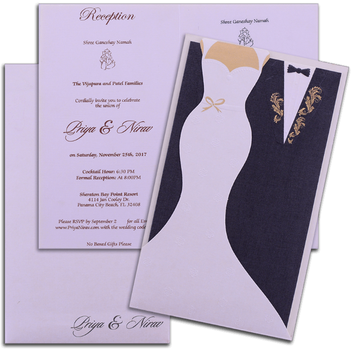 Christian Wedding Cards - CWI-16123 - 5